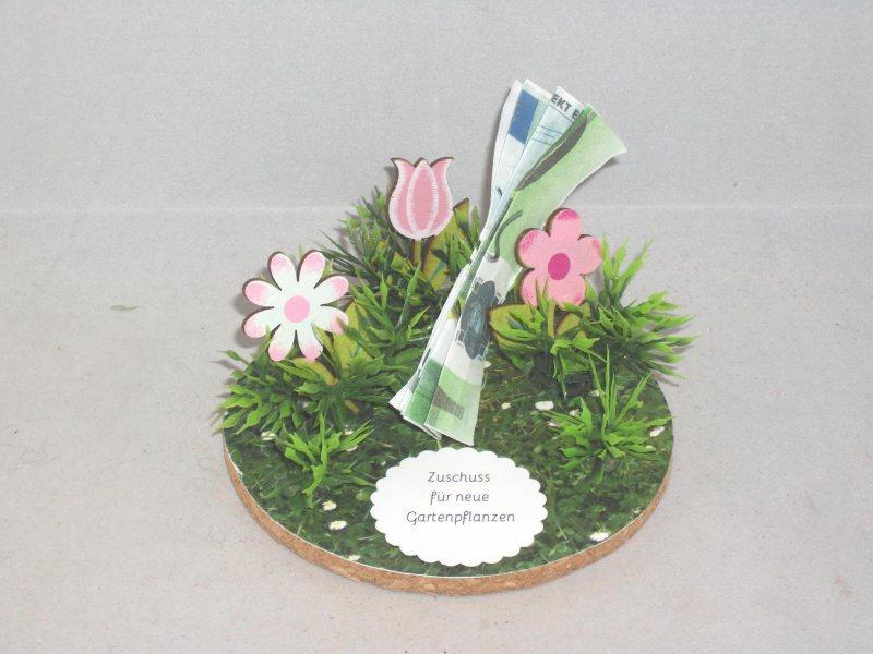 Anlässe Geldgeschenk Geld Für Gartenpflanzen Geburtstag Blumen