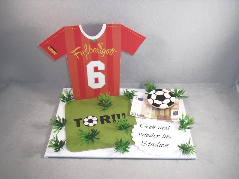 Anlasse Geldgeschenk Fur Manner Geburtstag Sport Fussball