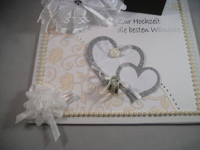 Kleinesbild - Geldgeschenk, Hochzeit, Ehe, Brautkleid, Bräutigam, Brautpaar