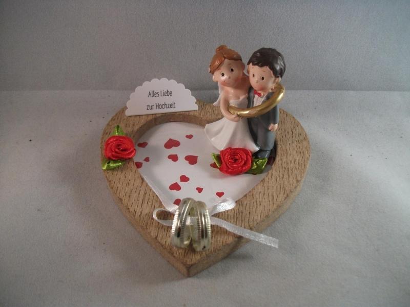 Kleinesbild - Hochzeit, Geldgeschenk, Bräutigam gefangen, Vermählung, Ring, lustig, humorvoll