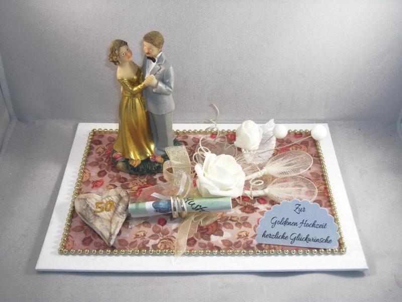 Anlasse Geldgeschenk Goldene Hochzeit 50 Ehejubilaum Lange Ehe