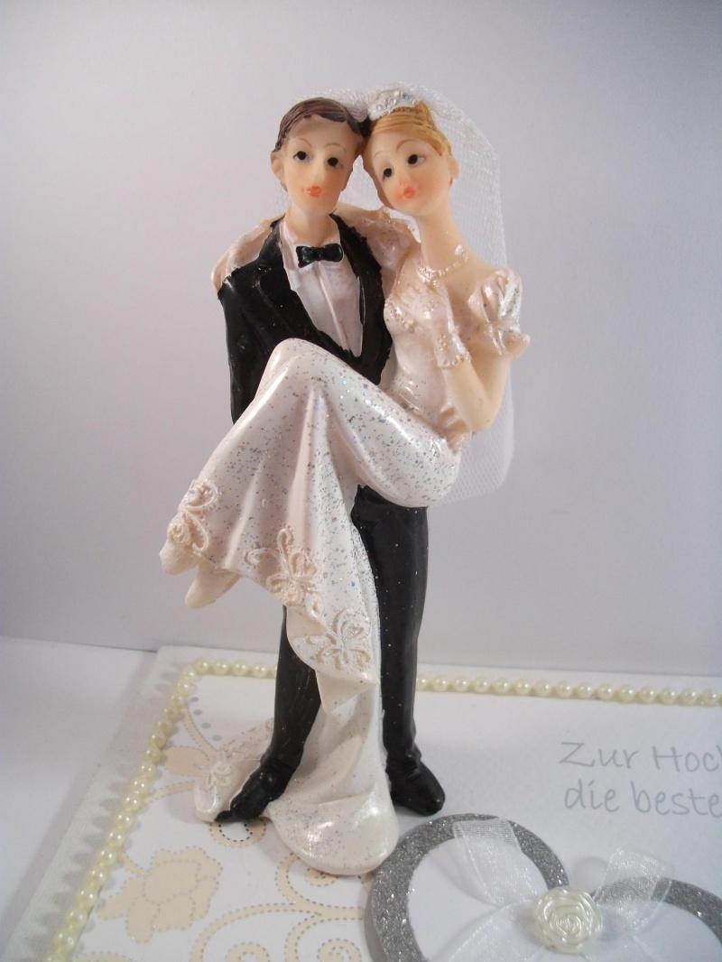 Kleinesbild - Geldgeschenk, Hochzeit, Brautpaar, Vermählung, Ehe, er trägt sie, auf Händen getragen