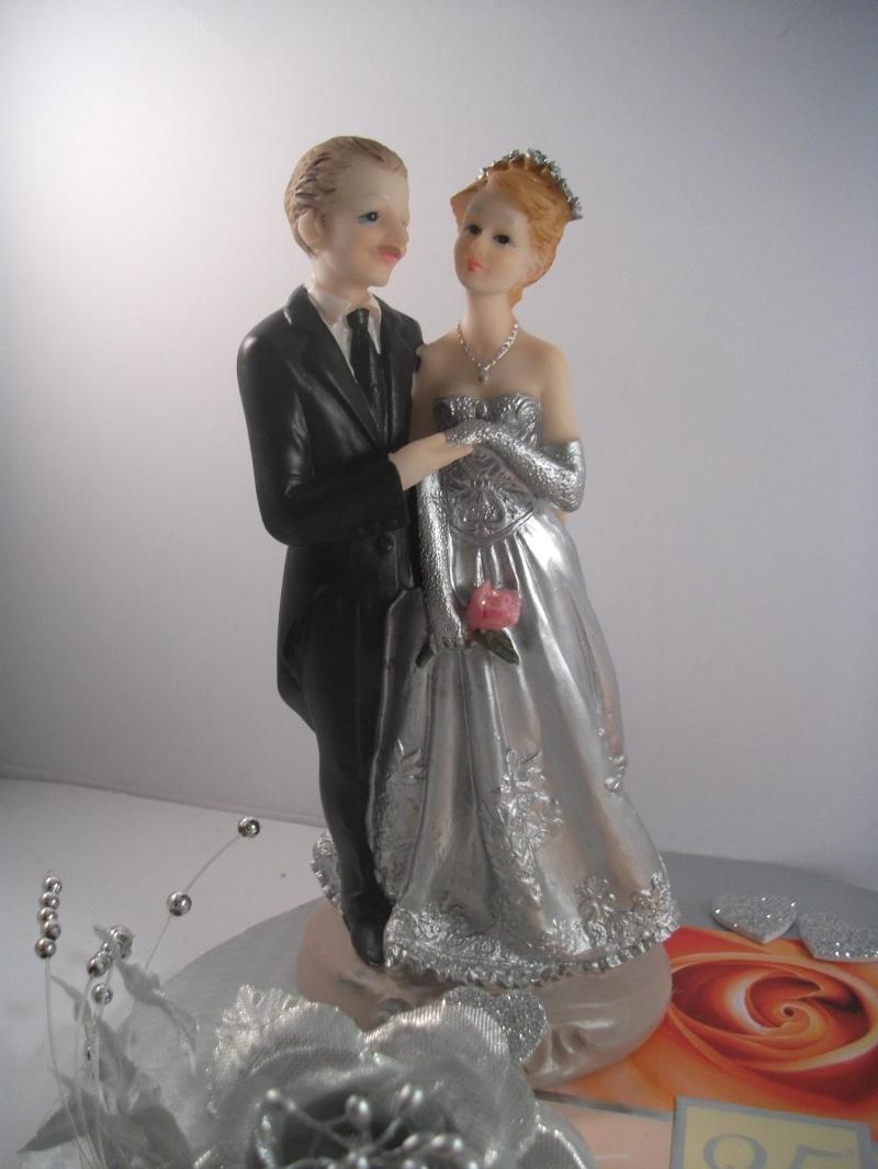 Kleinesbild - Geldgeschenk zur Silberhochzeit, 25, Ehejubiläum, 25. Hochzeitstag, Silberne Hochzeit