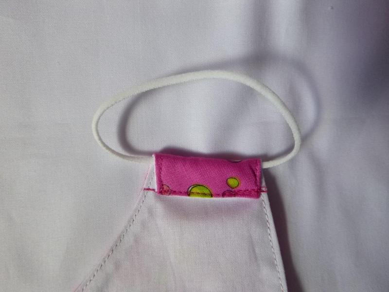 Kleinesbild -  Mund-Nasen-Maske, Maske, Behelfsmaske, Gesichtsmaske, Damen, Teenies, Teens, Mädchen, 024-80
