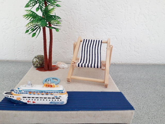 Kleinesbild - Geldgeschenke Geburtstag Hochzeit Silberhochzeit Reise Urlaubskasse Schiffsreise Wellness