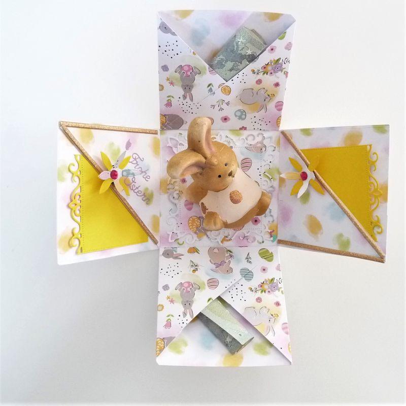 - Ostern Geldgeschenk Geschenkbox Überraschungsbox Osterhase Verpackung  - Ostern Geldgeschenk Geschenkbox Überraschungsbox Osterhase Verpackung
