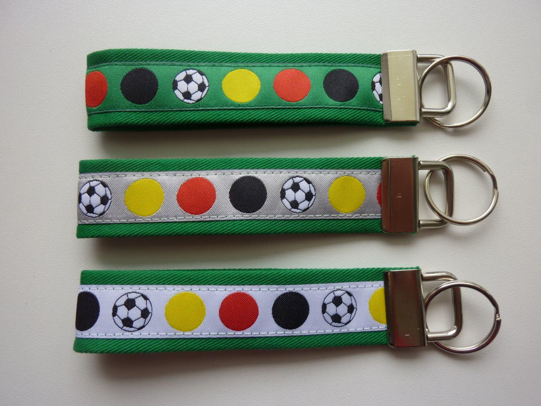 Kleinesbild - Schlüsselanhänger Fußball Deutschland