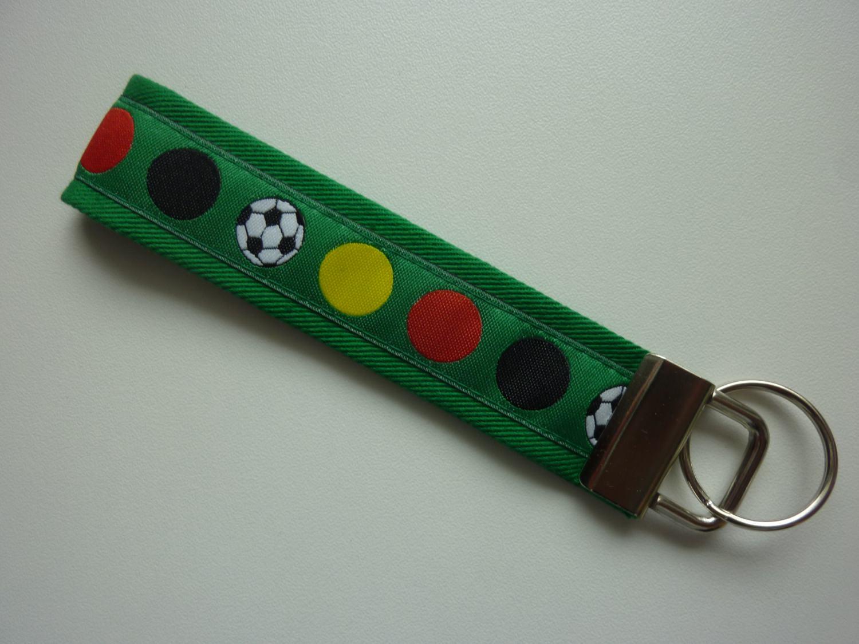 - Schlüsselanhänger Deutschland grün mit grün - Schlüsselanhänger Deutschland grün mit grün