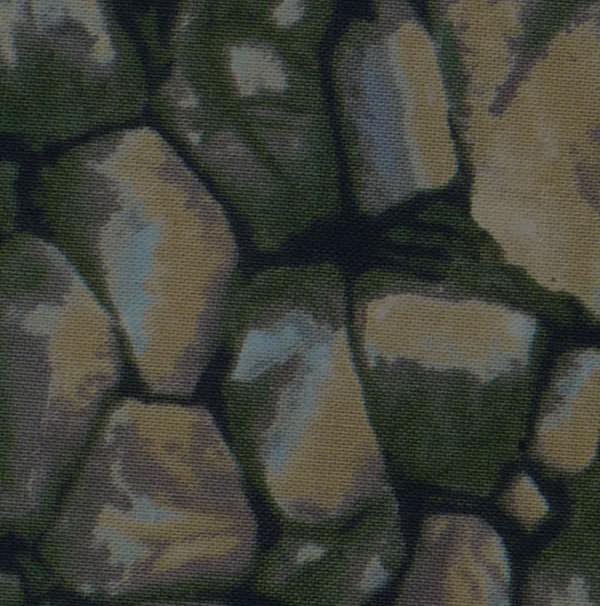 Kleinesbild - ✂ Patchworkstoff Meterware Michael Miller Rock Wall