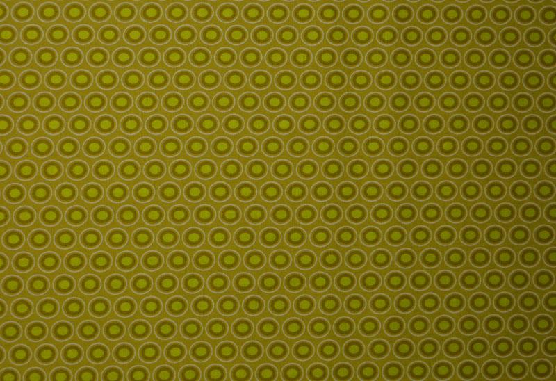 Kleinesbild - ✂ Patchworkstoff Meterware Oval Elements hell grün