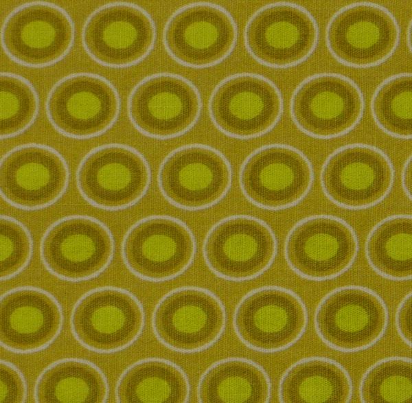 - ✂ Patchworkstoff Meterware Oval Elements hell grün - ✂ Patchworkstoff Meterware Oval Elements hell grün