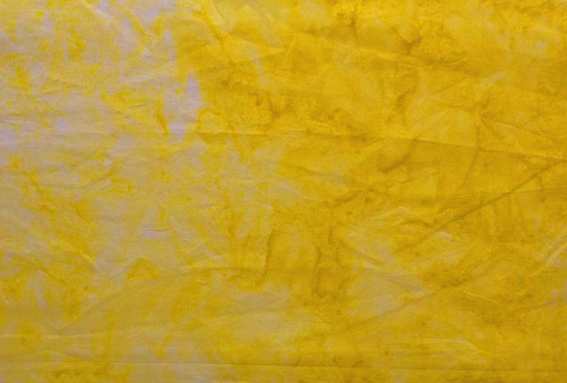 - ✂ Patchworkstoff Meterware  wunderschöner Batikstoff mit Verlauf von hellgelb zu kräftigem Gelb - ✂ Patchworkstoff Meterware  wunderschöner Batikstoff mit Verlauf von hellgelb zu kräftigem Gelb