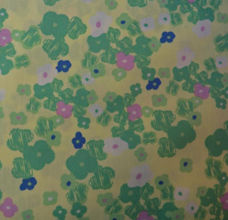 Kleinesbild - amerikanischer Patchworkstoff Meterware Loralie Designs Blumen (Kopie id: 100216112)