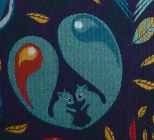 Kleinesbild - ✂ Jersey Woodland Hearts