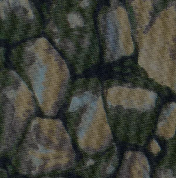 Kleinesbild - ✂ Stoffpaket verschiedene Steine (kleine, große und Naturescapes)