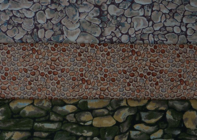 - ✂ Stoffpaket verschiedene Steine (kleine, große und Naturescapes) - ✂ Stoffpaket verschiedene Steine (kleine, große und Naturescapes)