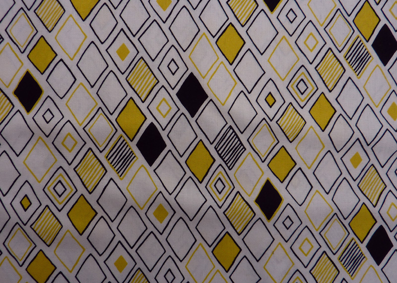 Kleinesbild - ✂ Patchworkstoff Meterware  Quilting Treasures Studio 8 Rauten