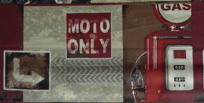 Kleinesbild - ✂ Meterware Baumwolldruck Route