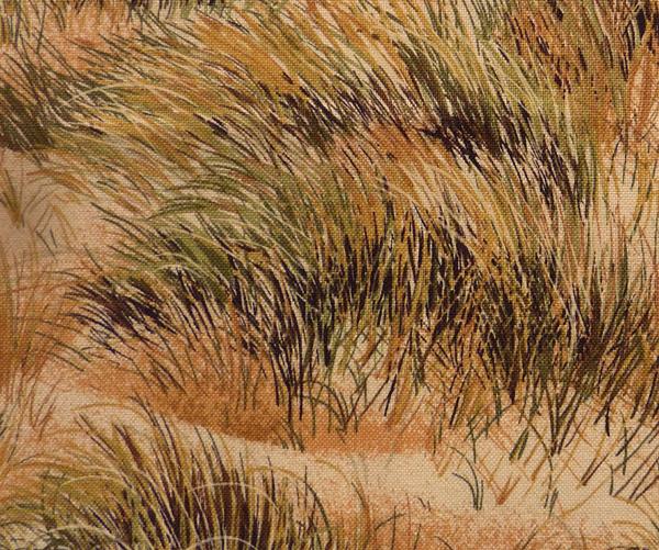 Kleinesbild - ✂ Patchworkstoff Meterware Makower UK Sanddünen