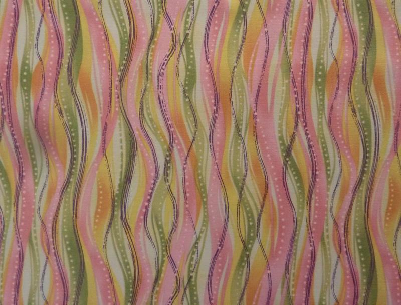 Kleinesbild - ✂ Patchworkstoff Meterware Fabri Quilt Botanical Society