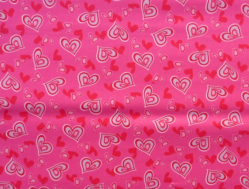 Kleinesbild - ✂ Patchworkstoffe Meterware Heart and Soul Exclusively Quilters