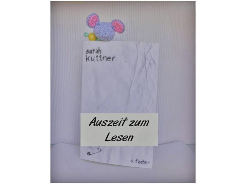 Kleinesbild - Lesezeichen Maus Häkelanleitung ☆ Amigurumi als Lesezeichen