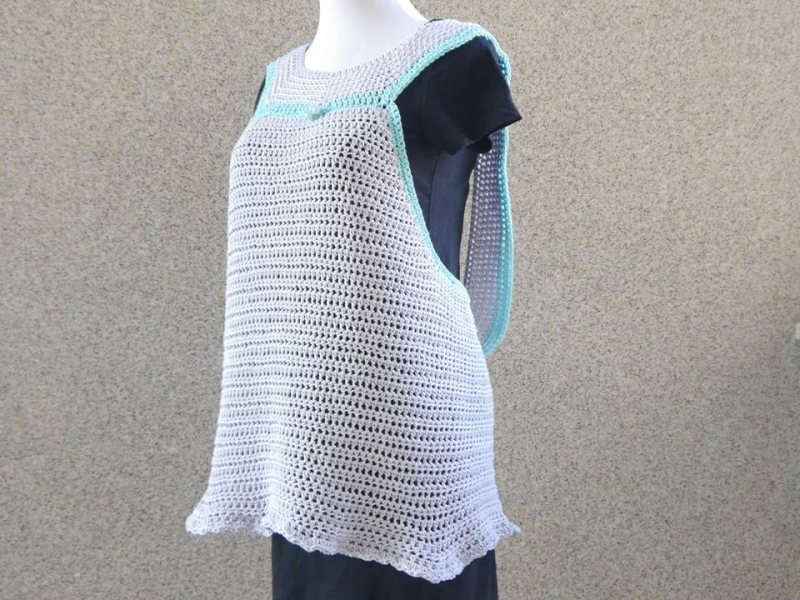- Tunika Shirt ☆ Häkelanleitung  ☆  auch für Anfänger   - Tunika Shirt ☆ Häkelanleitung  ☆  auch für Anfänger