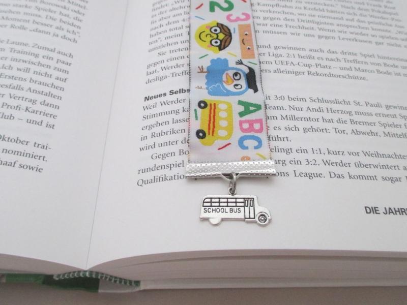 Kleinesbild - Lesezeichen