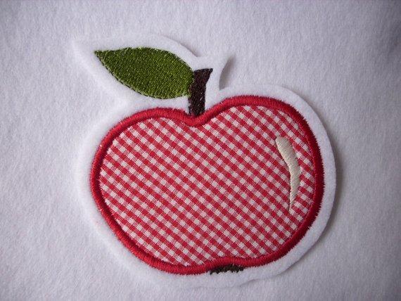 - niedlicher  Apfel   ☆ Applikation  ☆ Aufnäher  (Kopie id: 100106267) - niedlicher  Apfel   ☆ Applikation  ☆ Aufnäher  (Kopie id: 100106267)