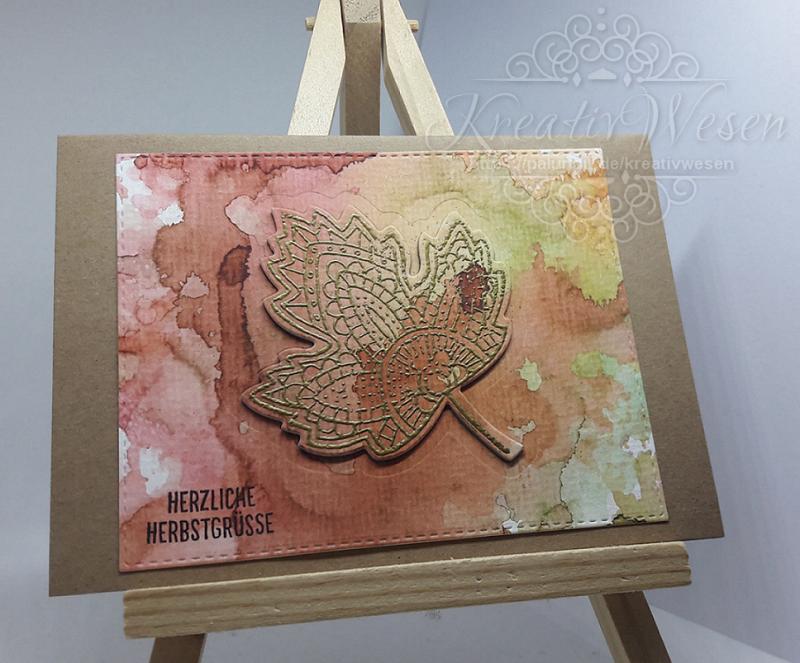 - Grußkarte ☀ Herzliche Herbstgrüße ☀ Neutrale Grußkarte ☀ 3D-Grußkarte - Grußkarte ☀ Herzliche Herbstgrüße ☀ Neutrale Grußkarte ☀ 3D-Grußkarte