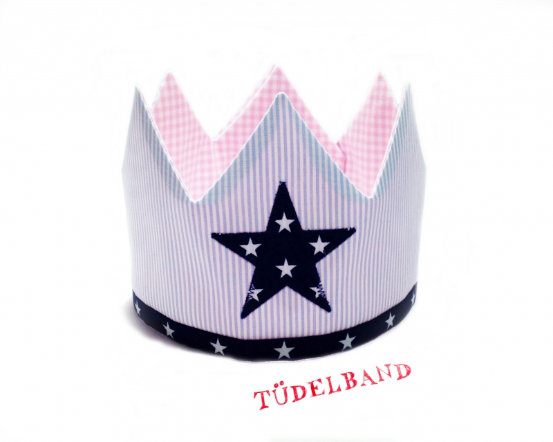 - Krone...Geburtstagskrone...Die Geschwisterkrone... Mädchen/Junge...hellblau...rosa... - Krone...Geburtstagskrone...Die Geschwisterkrone... Mädchen/Junge...hellblau...rosa...