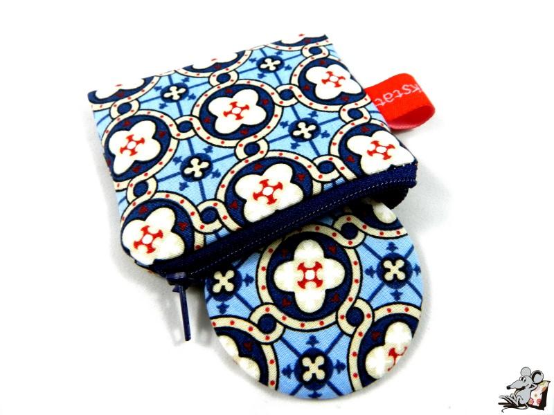 - Taschenspiegel-Set *ornaments* hellblau ♥Mäusewerkstatt♥ - Taschenspiegel-Set *ornaments* hellblau ♥Mäusewerkstatt♥