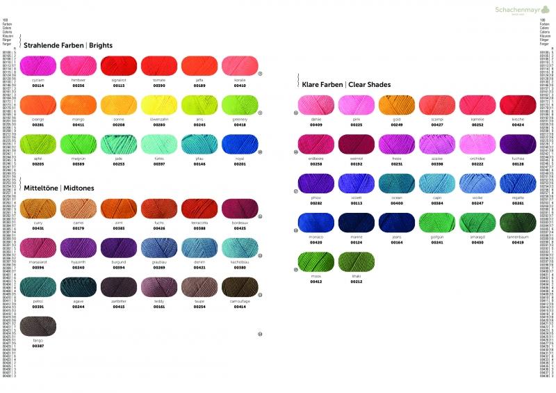 Kleinesbild - Catania No. 113 violett (von Schachenmayr) 100% Baumwolle ♥Mäusewerkstatt♥