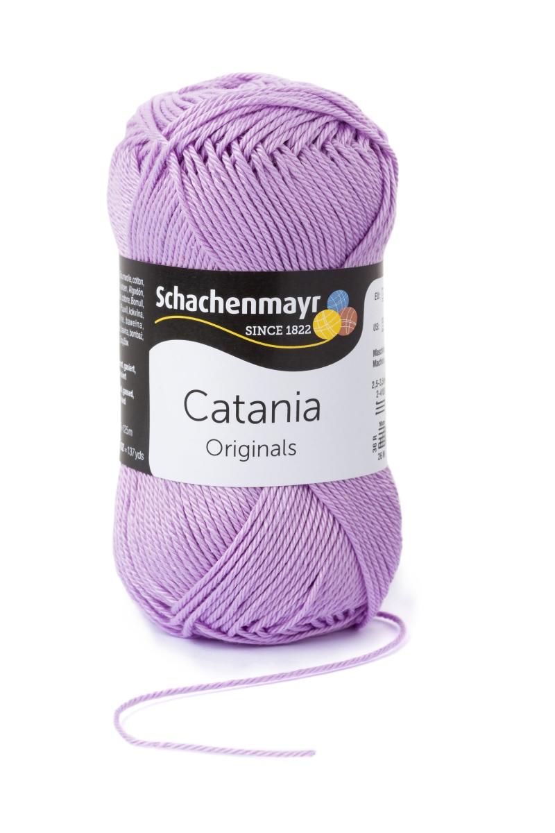 Kleinesbild - Catania No.226 flieder 100% Baumwolle (von Schachenmayr) ♥Mäusewerkstatt♥