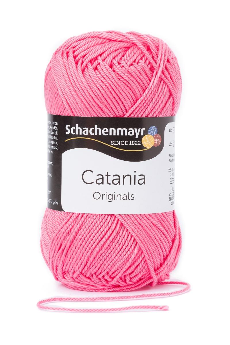 Kleinesbild - Catania No.225 pink 100% Baumwolle (von Schachenmayr) ♥Mäusewerkstatt♥