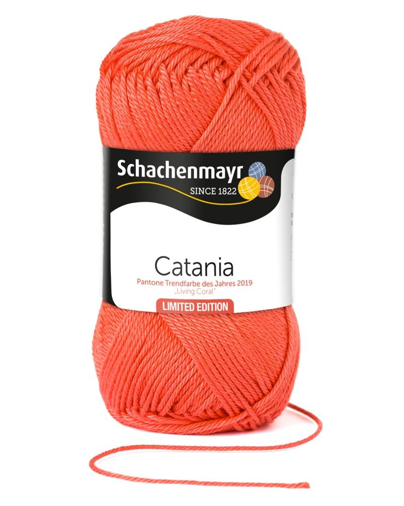 Kleinesbild - Catania No.2019 living colour NUR SOLANGE DER VORRAT REICHT 100% Baumwolle (von Schachenmayr) ♥Mäusewerkstatt♥