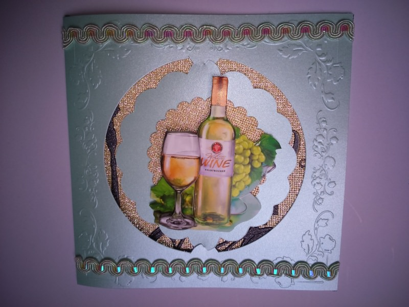 - Geburtstagskarte zum 60 für einen Mann für einen Weinliebhaber - Geburtstagskarte zum 60 für einen Mann für einen Weinliebhaber