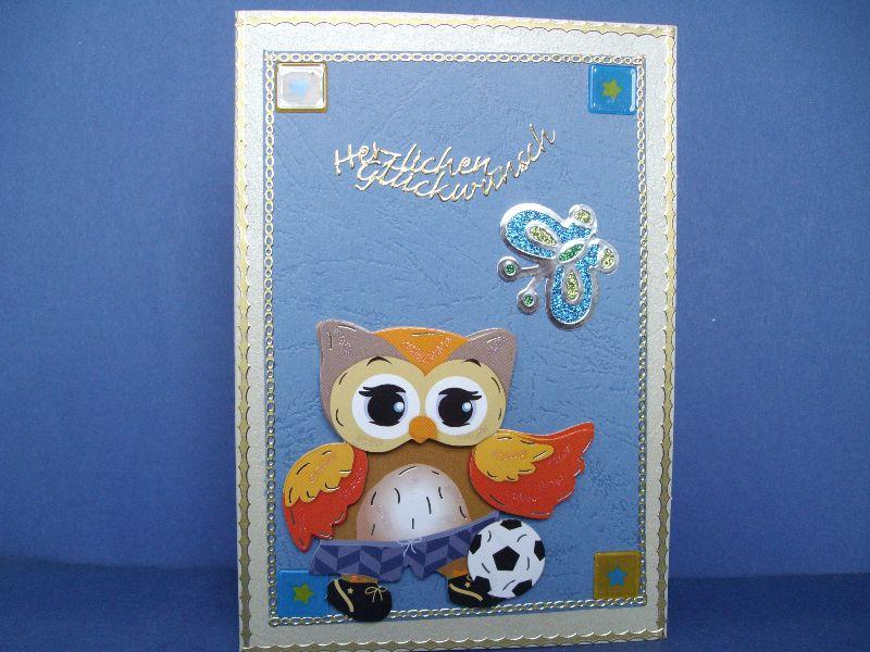 - Geburtstagskarte für einen fussballbegeisterten Jungen - Geburtstagskarte für einen fussballbegeisterten Jungen