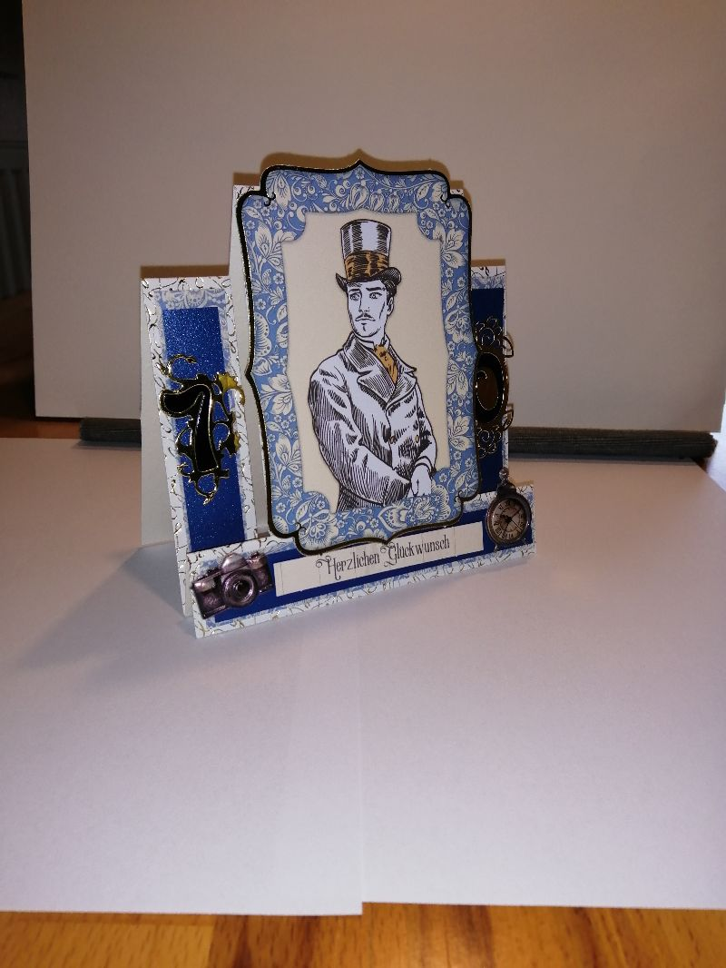 - Geburtstagskarte zum 70.ten für einen Mann mit nostalgischen Motiven - Geburtstagskarte zum 70.ten für einen Mann mit nostalgischen Motiven