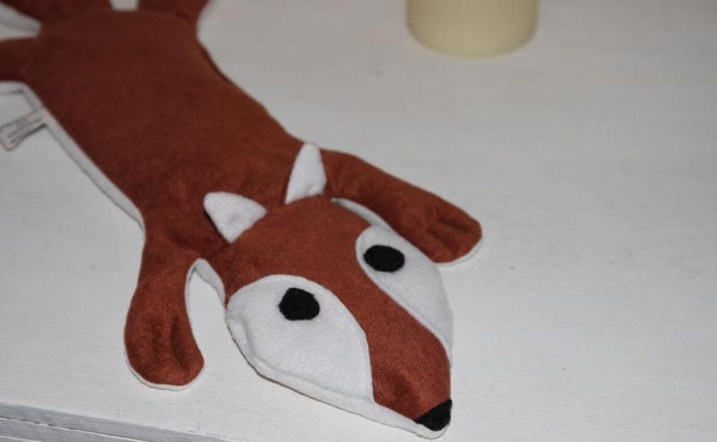 Kleinesbild - Fuchs Wärmekissen Körnerkissen Fuchs Weizen Kissen