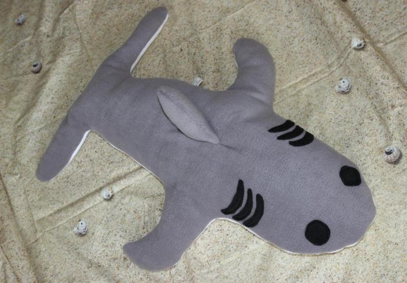 Erstaunlich Hai Kissen Kuschelkissen Hai Plüschtier Kissen Super Großes Hai Kuscheltier