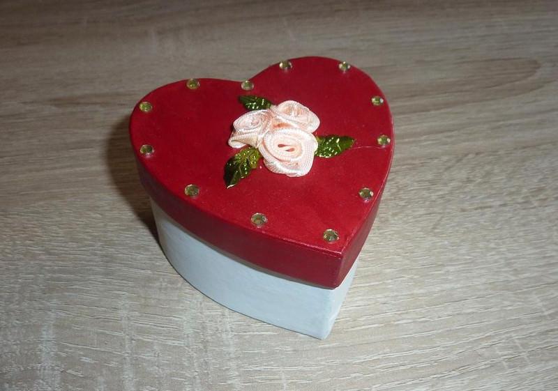Kleinesbild - Schlüsselanhänger Engel Geschenkset - Herz mit Rosen