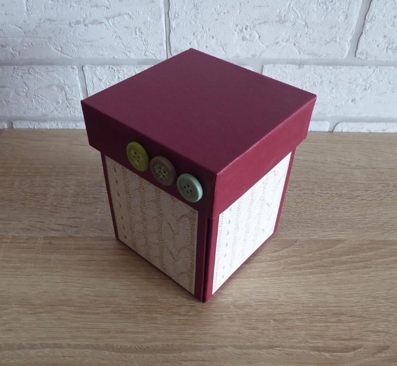Kleinesbild - Geldgeschenkverpackung - Wolle
