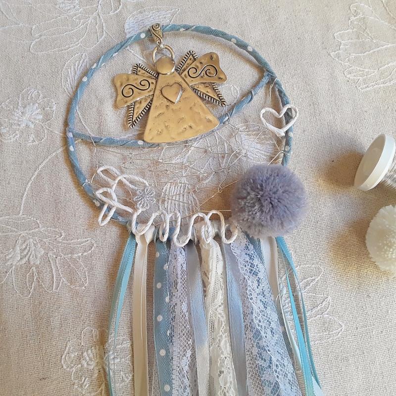 - Personalisierter Traumfänger Dreamcatcher Schutzengel Dekoration für