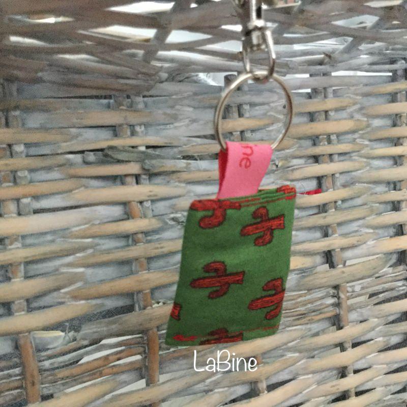 Kleinesbild - Anhänger Einkaufswagenchip Chip Kaktus Kakteen