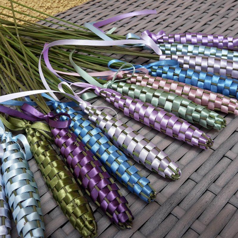 - 3er Set Lavendel-Keulchen - dufte und dekorativ - 3er Set Lavendel-Keulchen - dufte und dekorativ