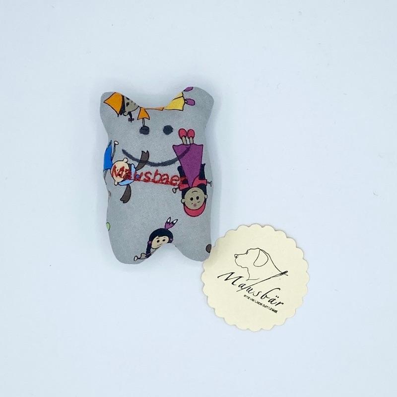 Kleinesbild - Taschenmausbär, Taschenfreund, Trösterle, kleiner Freund, Kids, von Mausbär