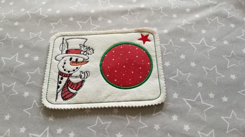 - Mugrugs  Tassenteppich  Tassenuntersetzer handgefertigt aus Filz  kleines Weihnachtsgeschenk   - Mugrugs  Tassenteppich  Tassenuntersetzer handgefertigt aus Filz  kleines Weihnachtsgeschenk