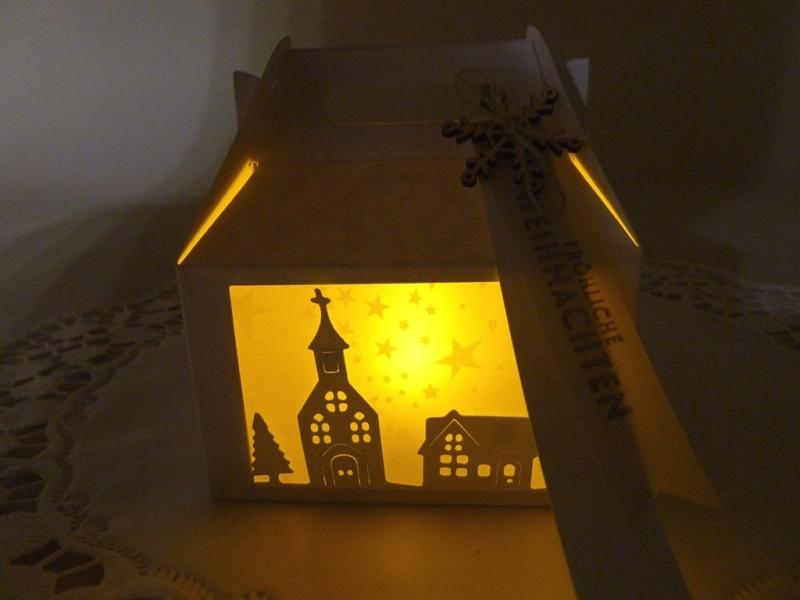 Kleinesbild - Geldgeschenkbox , Verpackung für Kleinigkeiten, zu Weihnachten