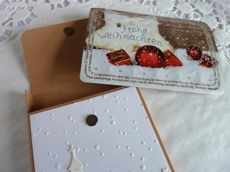 Kleinesbild - Adventskalender to go, Mini-Adventskalender, Adventskalender für die Tasche